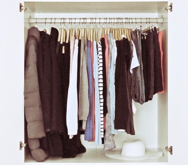 Projekt 333 – Herbst, Winter und Frühling Garderobe