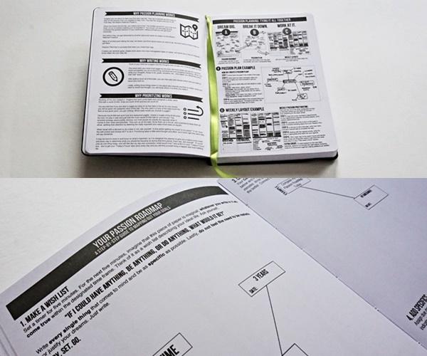 Passion Planner Anleitung und Roadmap erstellen by TOC