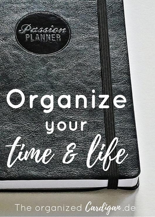 Passion Planner Organisiert durchs Leben