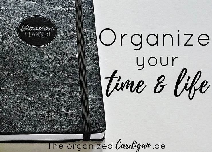 Passion Planner Organize Your Time And Life