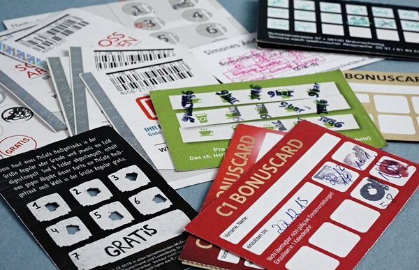 Coupons ohne Ende by TOC