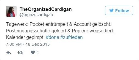 Pocket gelöscht Tweet by TOC