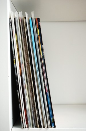 Schallplatten by TOC