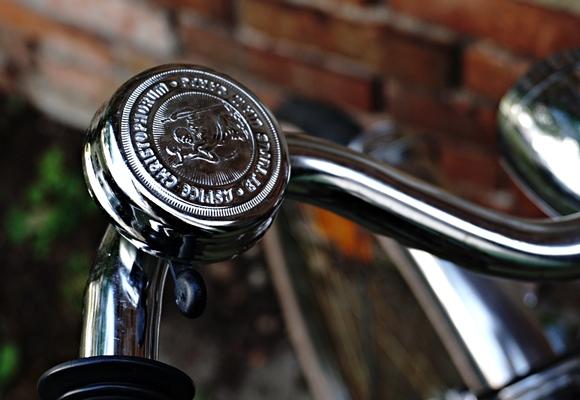 Fahrradklingel by TOC