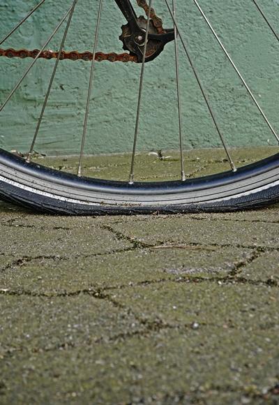 Platter Fahrradreifen by TOC