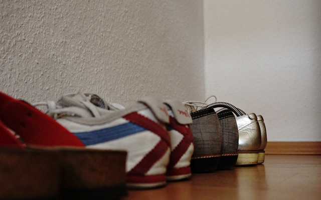 Schuhparade 2 by TOC