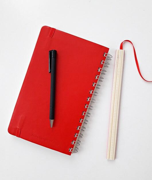 Mein Moleskine Notizbuch-Hack