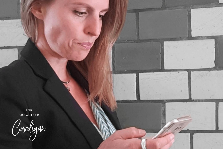 Papierkram organisieren und digitalisieren - Video-Interview mit Nadine Hirte - Entspannte Ordnung
