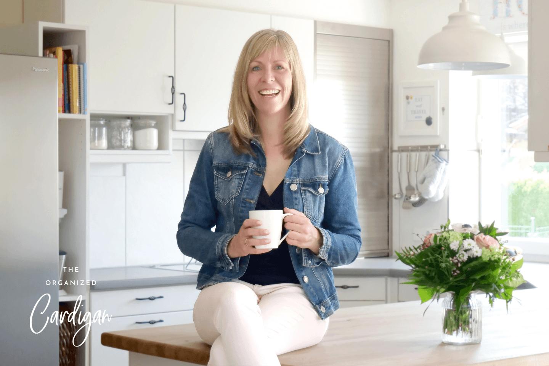 Mehr Ordnung weniger Stress für Familien - Interview mit Nicole Weiß Familie Ordentlich