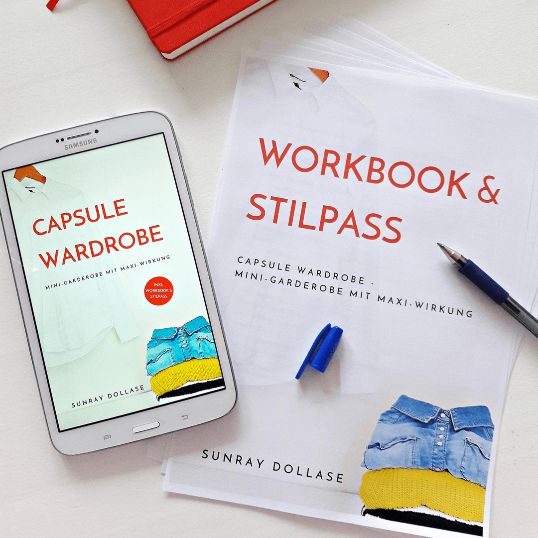 Capsule Wardrobe Buch + Workbook + Stilpass auf Amazon anschauen