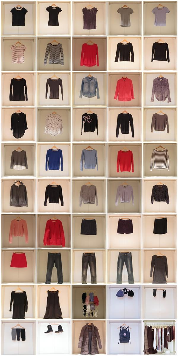 Complete Capsule Wardrobe Project 333